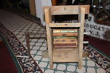 Antique Primitive Americana Country Decor Clothes Wringer Fruit Crusher-Handmade