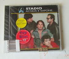 # STADIO - ACQUA E SAPONE -   CD NUOVO SIGILLATO