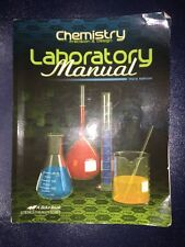 A Beka Abeka 11th Science Chemistry Student Lab Manual Current Edition