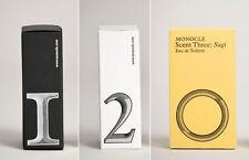 Comme des Garcons Parfums X Monocle Series Sample Set: Hinoki, Sugi, Laurel