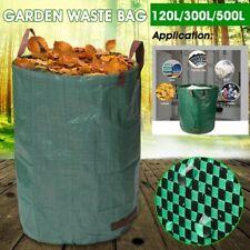 Garden Waste Bag Refuse Rubbish Grass Large Holder Case Sack Heavy Duty