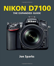 Jon Sparks-Nikon D7100  BOOK NEW
