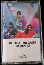 Kool & the Gang:  Celebrate! (Cassette, 1980, De Lite) NEW