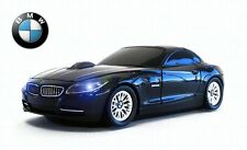 BMW Z4 Wireless Car Mouse (Black) - Officially Licensed