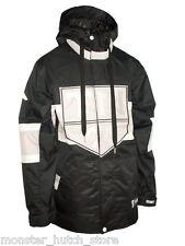 Nuevo con Etiqueta Technine Hockey Jersey Snowboard Chaqueta Negra Medio Limited