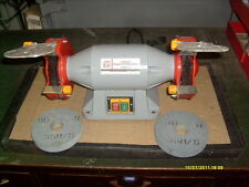 """6"""" / 150mm Double Ended Wire Brush / Wheel Bench Grinder"""