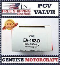 Motorcraft EV152D PCV Valve 1995-2004 FORD MERCURY