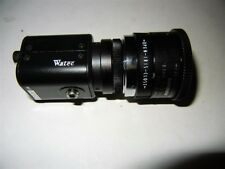 Watec  WAT-502A  CCD Camera with Computar Far and near Focus, & with IRIS