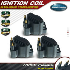 3 Ignition Coil for Buick Cadillac Chevy Oldsmobile Pontiac 87-05 3.1L 3.8L DR39