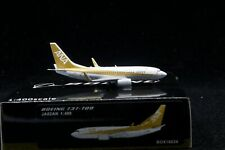 """Panda models 1/400 ANA 737-700 JAO2AN """"Golden and red feathers"""""""