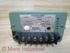 Flex-Core CT8002BX815 Current Transducer  CT8-002BX815 - Used