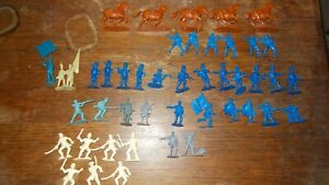 1/32 Plastic Toy Soldiers Imex, CTS, Charbens Timpo