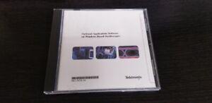 Tektronix 063-3478-16 Optional App Software on Windows Based Oscilloscopes CD