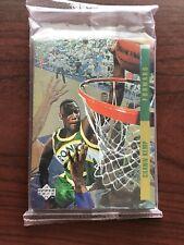 1993-94 UD Behind The Glass 15 Card Factory Sealed Set Michael Jordan Shaq HOF