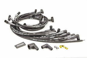 Moroso Black Ultra 40 Spark Plug Wires Small Block Chevy 350 400 SBC HEI Style