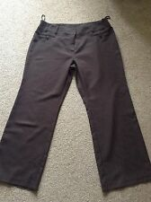 F&F Polyester Trousers for Women