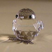 SWAROVSKI CRYSTAL CHICK / CHICKEN MINI 010030 MINT RETIRED BOXED RARE