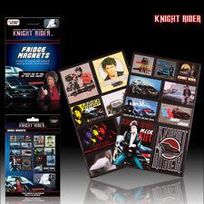 Aimants pour Frigo K2000 Knight rider official fridge magnet pack