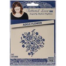 Tattered Lace Dies by Stephanie Weightman ~ Adele Flower, TTLD484 ~ NIP ~