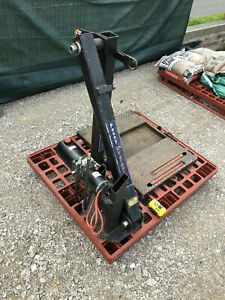 Penny Hydraulics 12v 300Kg Van Trailer Hydraulic Load Lift Complete Delivery pos