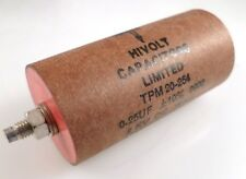 Hivolt Capacitors Ltd TPM 20-254 2KV DC Working 0.25uF Tol 10%  MBL4-098
