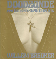 WILLEM BREUKER - DOODZONDE (1978 OST DUTCH JAZZ VINYL LP BV HAAST RECORDS)