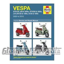 Buy honda motorcycle workshop manuals ebay haynes manual 4898 vespa scooters gtsgtvlx s 125 300 2005 fandeluxe Image collections