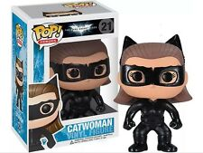 The Dark Knight Rises - Catwoman POP Vinyl Figure (21) POP VINYL DAMAGED BOX