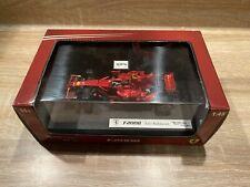 1/43 Hotwheels Scuderia Ferrari F2008 Kimi Raikkonen 2008 F1