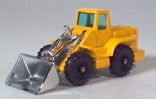 """Husky Super Loadmaster Front End Wheel Loader 2.75"""" Die Cast Scale Model"""