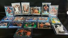 Topps UFC 2015 2018 2019 2020 SERIAL NUMBERED ROOKIE CARD LOT of 17 Cards