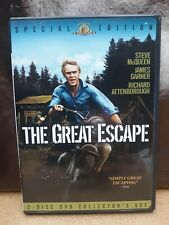 The Great Escape 2 Disc Dvd Special Edition Collector's Set