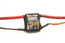 JETI MODEL 2,4GHz  DUPLEX MUI 75 Spannungs Strom-Sensor