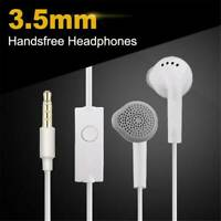 For Samsung In Ear Wired Headsets Headphones Earphones EHS61ASFWE 3.5mm White