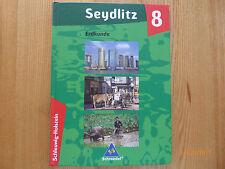 Seydlitz Erdkunde 8. Schülerband. Schleswig-Holstein,