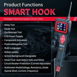 TopDiag P200 SMART Powerful Probe Circuit Analyzer Oscilloscope Injector Test