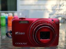 Nikon CoolPix Digital Camera S6800 16.0MP 12x Optical Zoom AS-IS