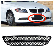 BMW 2006-2008 E90 BASE MODEL FRONT BUMPER REPLACEMENT PLASTIC LOWER MESH GRILLE