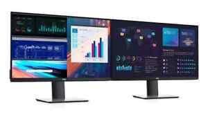 "Dell P2720D 27"" 2560 x1440 QHD Display LCD LED Monitor - Black"