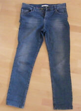 MAC CARRIE PIPE Hose Jeans dehnbar Größe 44 blau