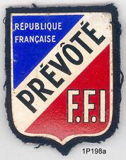 1P198a - GENDARMERIE - PREVOTE