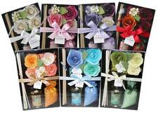 Giftpack of handmade Roses with diffuser & scented sachet