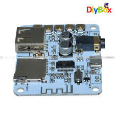 DC 5V Micro USB Audio Receiver Amplifier Board Bluetooth TF Card Decode Player