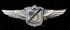 VMA-214 BLACKSHEEP WING HAT PIN Boyington US MARINES VMA WW 2 PILOT CREW MAW WOW