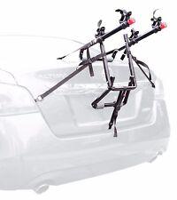Allen Sports Deluxe 2 Bike Trunk Mount Bicycle Rack, for Car, SUV, Van NEW