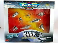 Micro Machines Star Wars Return of the Jedi Limited Edition new in box by Galoob