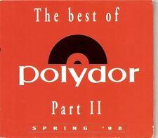 Polydor Pop Promo Music CDs