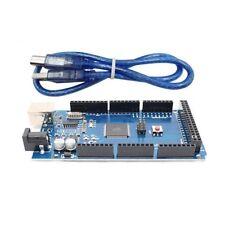 Mega 2560 R3 ATmega 2560-16AU CH340G conducteur avec câble USB compatiable pour Arduino