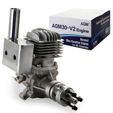 AGM30 V2 modelo avión Gas Motor de Gasolina 30cc CDI/SILENCIADOR RC Modelo Avión