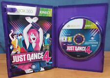 Just Dance 4 For Microsoft Xbox 360 Complete